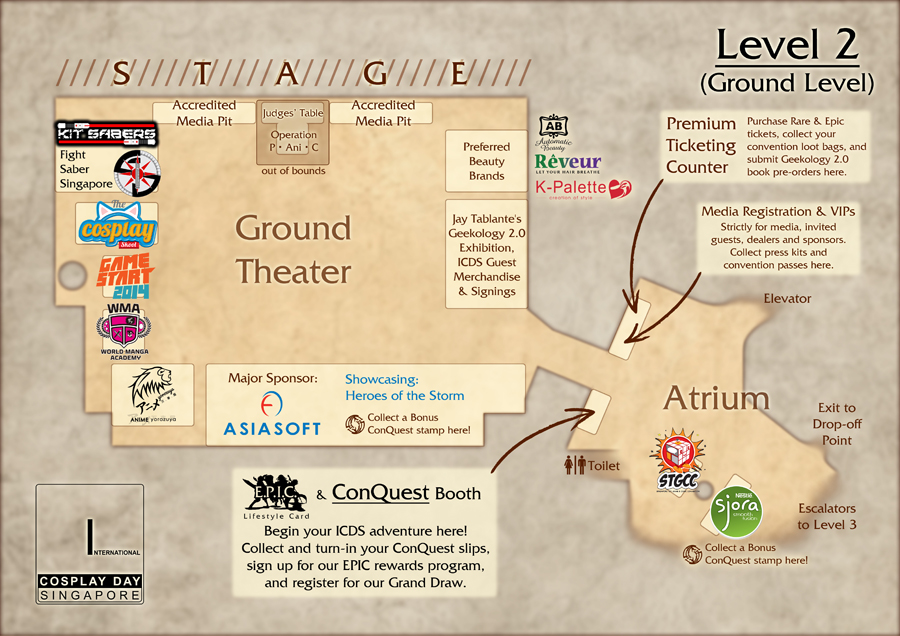 Level 2 Floor Plan 2014 small