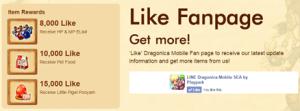 Like Fan page