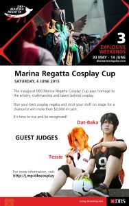 DBS Marina Regatta Cosplay Cup_eDM