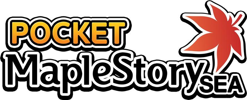 Pocket MapleStory SEA Official Logo